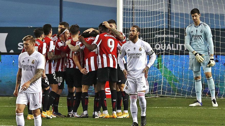 Marcelino enreda a Zidane en su madeja