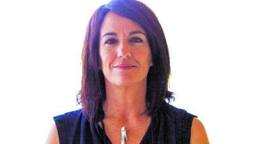 Ana Juan, presidenta del Consell Insular de Formentera: Exemples d'esforç, sacrifici i compromis