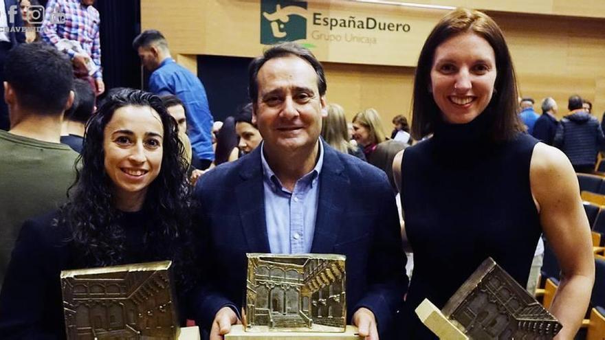 Laura Gil, premiada en la Gala del Deporte salmantino