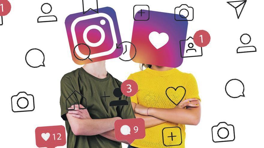 Instagram, el espejo deformado en el que se miran los jóvenes