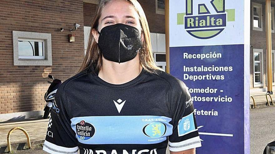 Paula Requena, refuerzo de elite para el CRAT