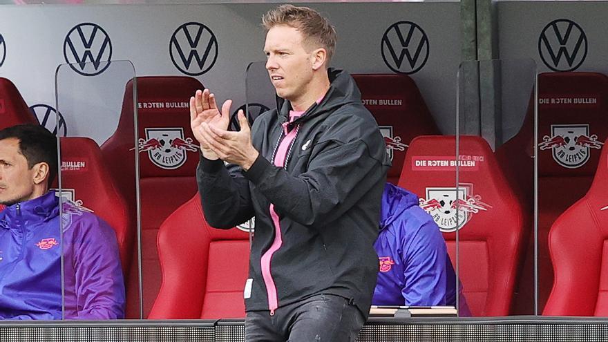 Julian Nagelsmann entrenará al Bayern las cinco próximas temporadas