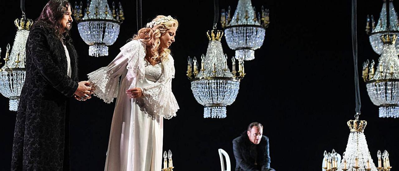La Temporada de Ópera reserva diez veces más dinero que el Palacio Valdés