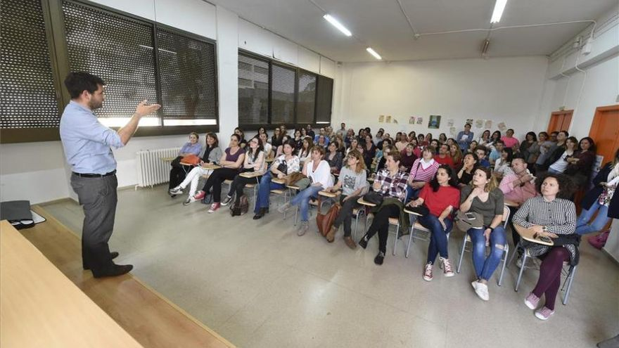 Los padres de Castellón urgen saber dónde se reubicarán 4 colegios en obras