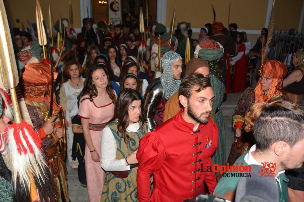 Acto de la Invasión Fiestas del Escudo Cieza 2018