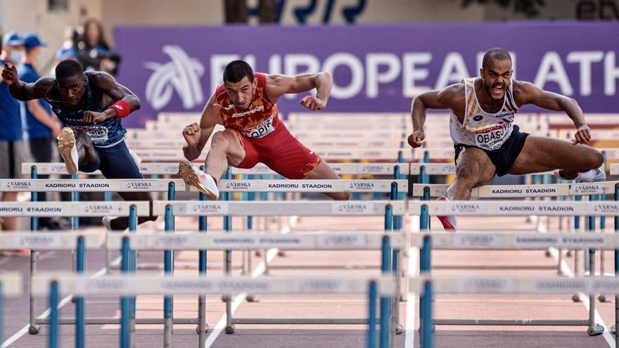 España destroza el medallero del Europeo sub-23