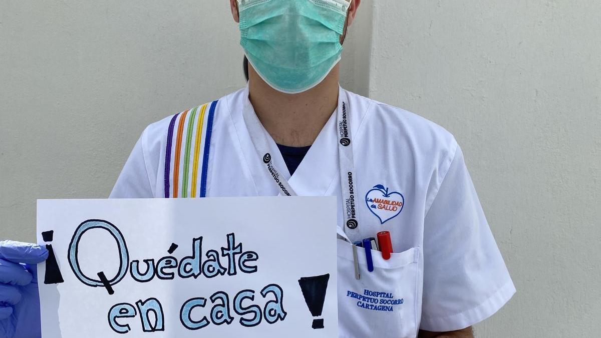 Pablo Carsellé, un día en el hospital