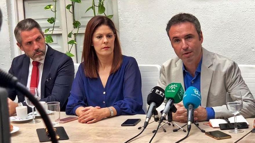 PP y Cs frenan la onda expansiva en Málaga
