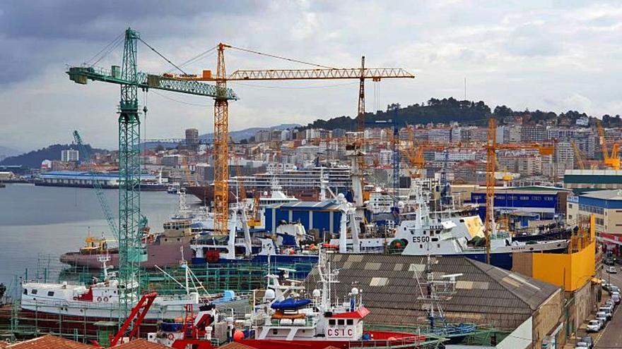 La industria gallega se enfrenta a una subida de la electricidad de hasta el 40%