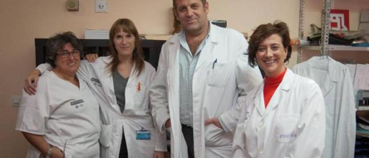 La Unidad de Alcohología del Hospital de Sant Joan, encabezada por Bartolomé Pérez Gálvez, participa en el ensayo.