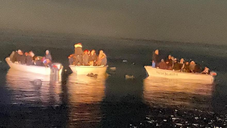 Weitere Boote mit Migranten kommen auf Mallorca an