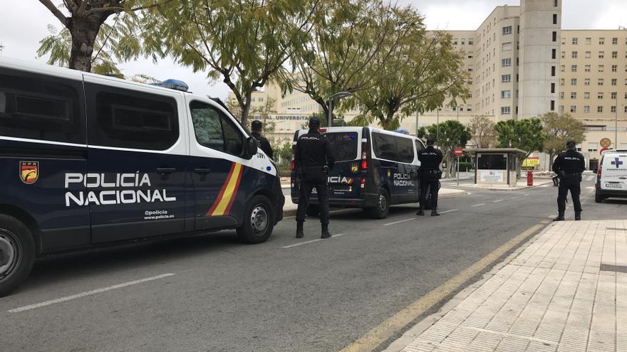Detenida una joven de 18 años por simular su intento de secuestro en Palma