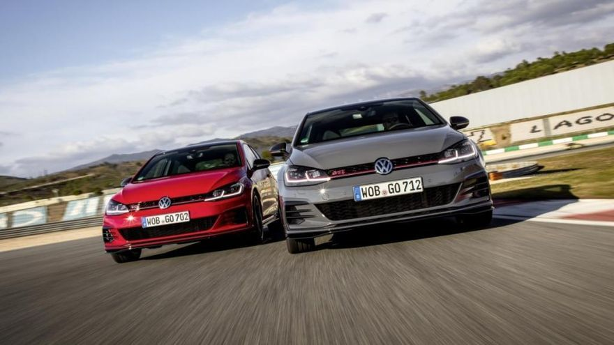 El nuevo Golf GTI TCR llega a España más deportivo que nunca