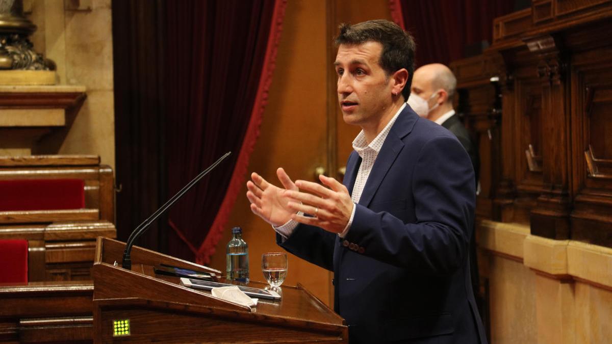 El diputat Marc Parés