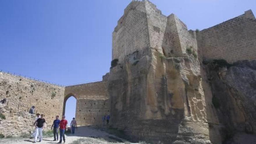 El terratrèmol que  va enfonsar el castell  de Montesa el 1748