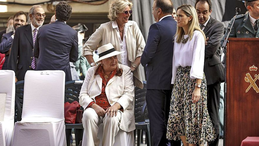 Los hijos de Pilar de Borbón venden el chalé de su madre ubicado en Calvià