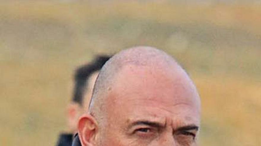 Marcos Ordás, nueva cara en  el Benavente