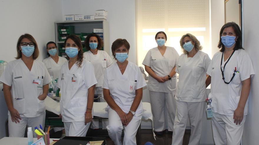 El Hospital de Alicante consolida una consulta de Enfermería para personas ostomizadas