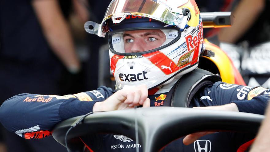 Max Verstappen aconsegueix la seva primera «pole» a la Fórmula 1