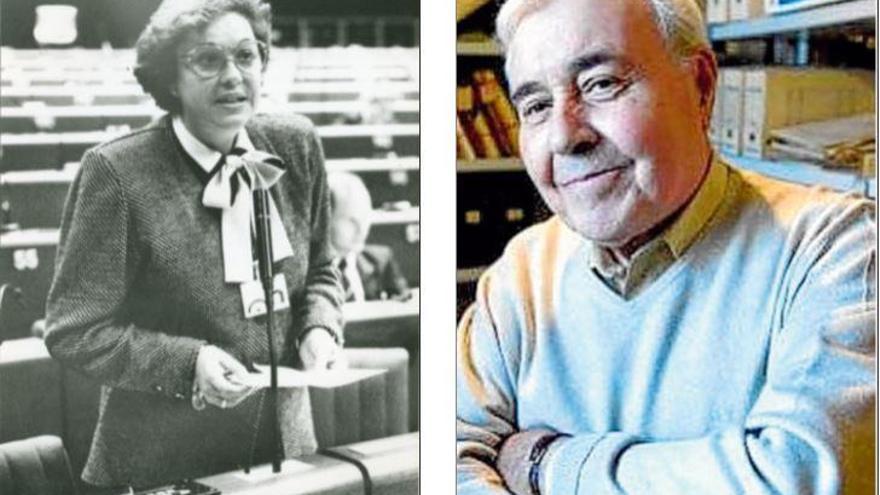 Adela Pla y Vicent Ruiz Monrabal darán nombre a un parque y a la biblioteca de Sedaví