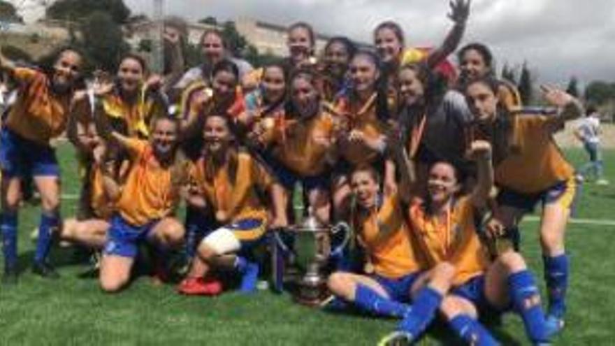 La selección valenciana juvenil se proclama campeona de España