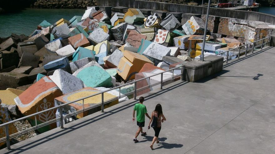 Llanes incluye la restauración de los Cubos de la Memoria en el proyecto para optar a ayudas del Plan de Sostenibilidad Turística