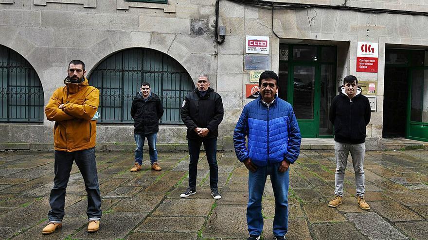 Denuncian a la empresa de Poio que envió a 14 trabajadores a Alemania