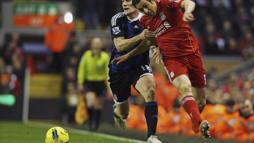 Un histórico de la Premier League atiza a Luis Enrique