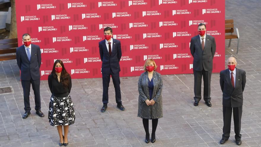 ÚLTIMA HORA | Entrega de los premios Jaume I en València