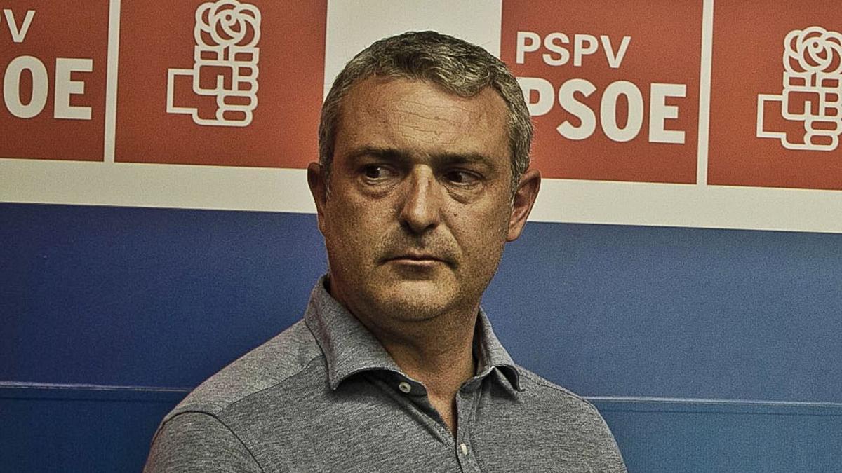 Alejandro Parodi, nuevo asesor de prensa de Cs y exconcejal del PSOE en Alicante.