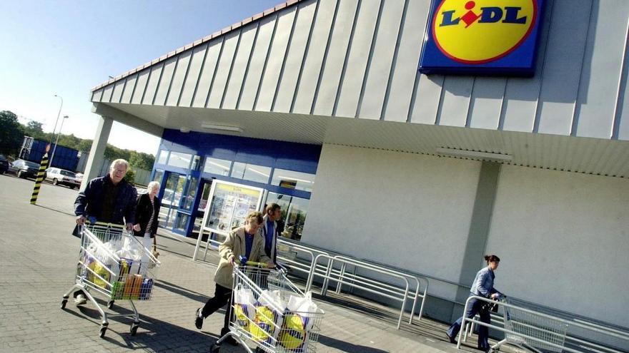 Lidl solicita licencia para un supermercado junto a Hipercor