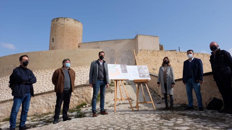 Un plan especial permitirá a Elda recuperar el entorno urbano del castillo