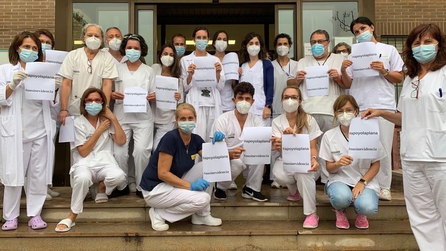 """Los enfermeros de UCI del hospital la Plana lamentan las """"difamaciones"""" vertidas por los familiares del paciente de ozonoterapia"""