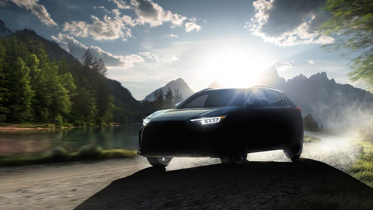 Subaru desvela los primeros detalles del Solterra, su primer eléctrico