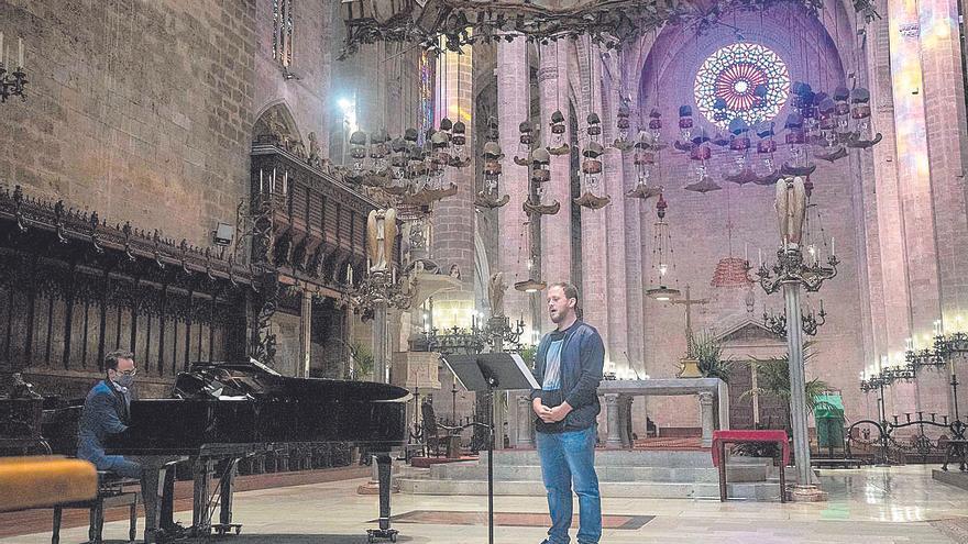 La Catedral selecciona las mejores voces para su coro con pruebas «nada fáciles»