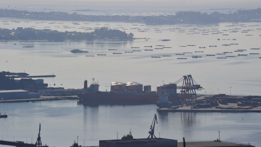Histórico primer trimestre en el Puerto de Vilagarcía