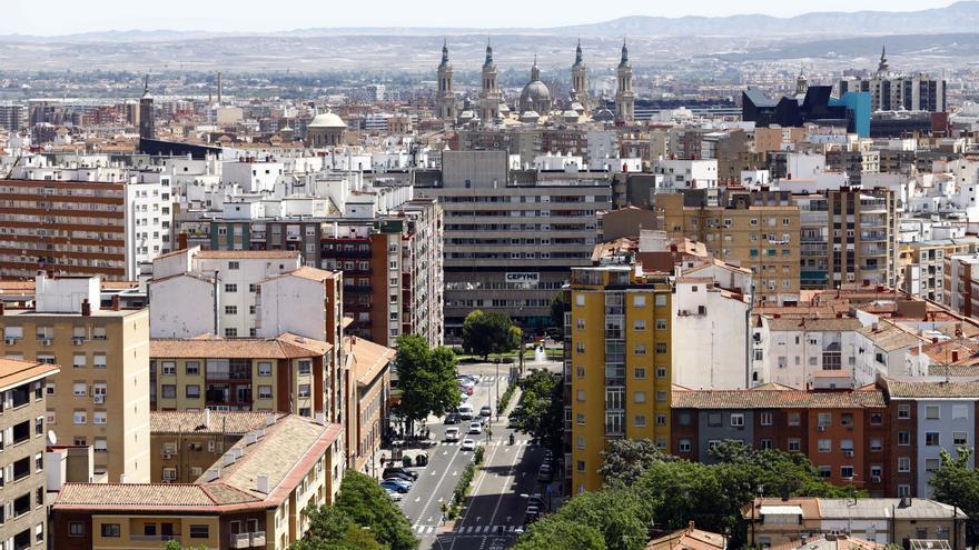 Estos son los barrios más ricos y más pobres de Zaragoza