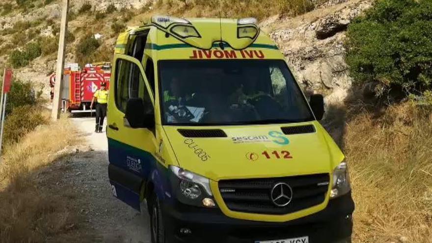 En libertad bajo fianza el acompañante de la mujer que murió despeñada en Cuenca