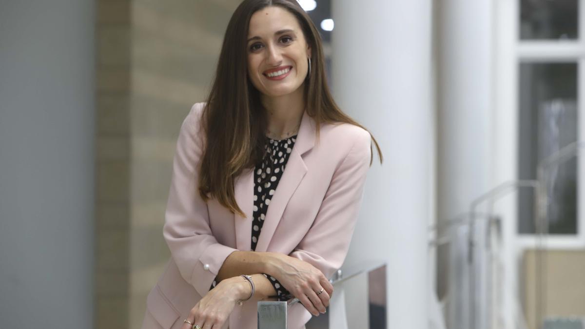 Patricia Vázquez, responsable de Marketing en el campus de València de ESIC.