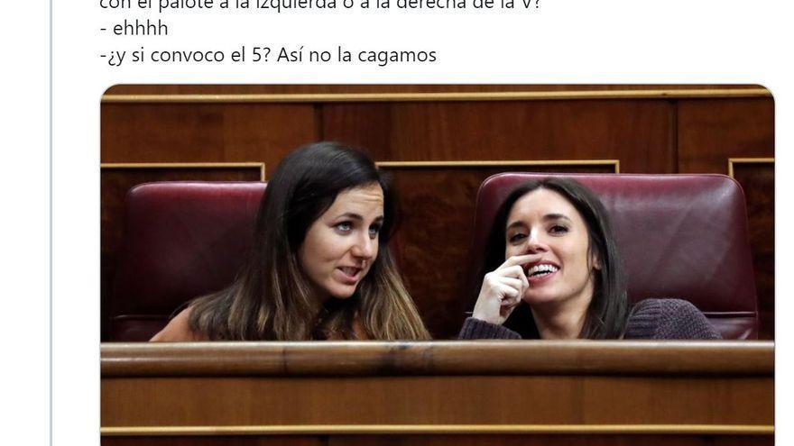 El diputado Llopis o cómo ir a mofarte de Podemos y salir trasquilado