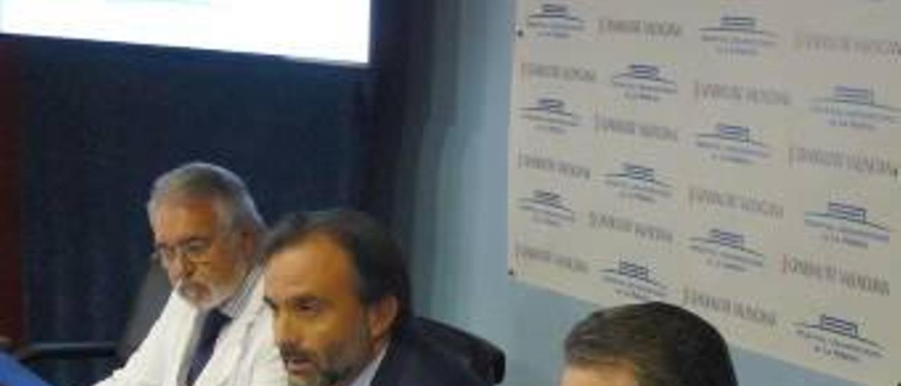 Inauguración de la jornada a cargo de Ignacio Ferrer.