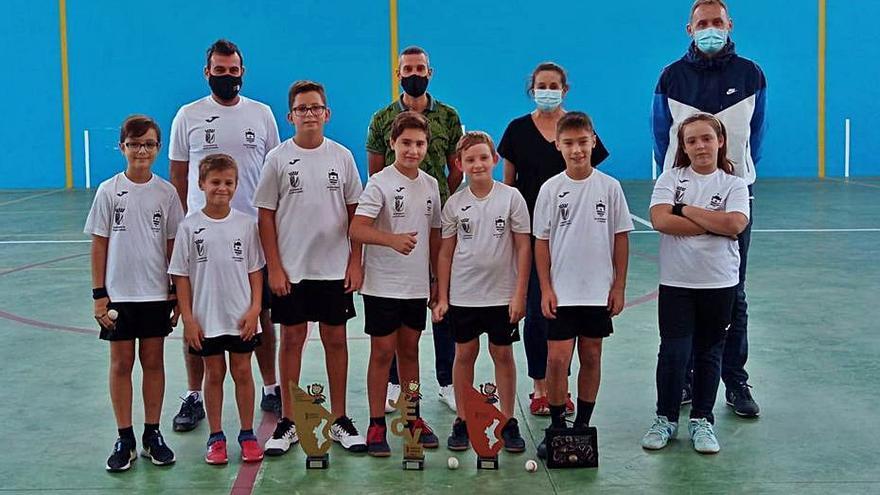Ador y Palma felicitan a sus campeones