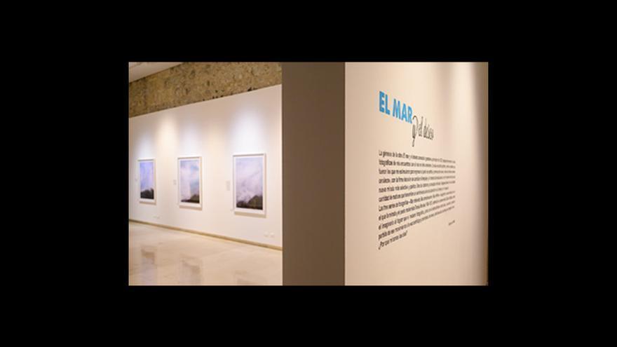Exposición El mar y el deseo, de Ángel Luis Aldai
