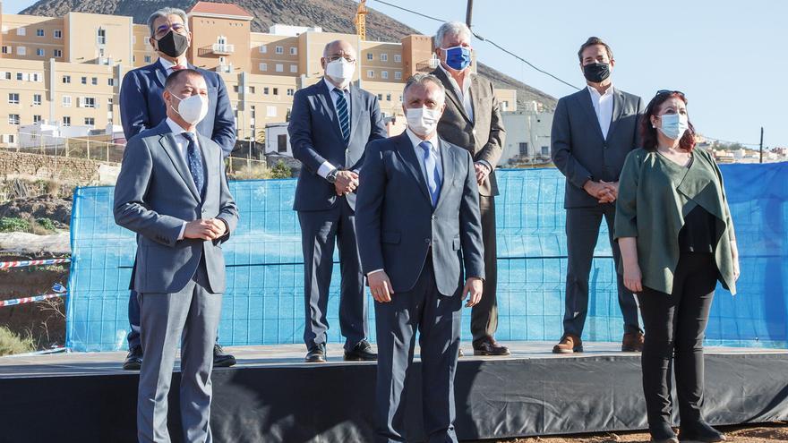 Arrancan las obras del nuevo instituto de Gáldar