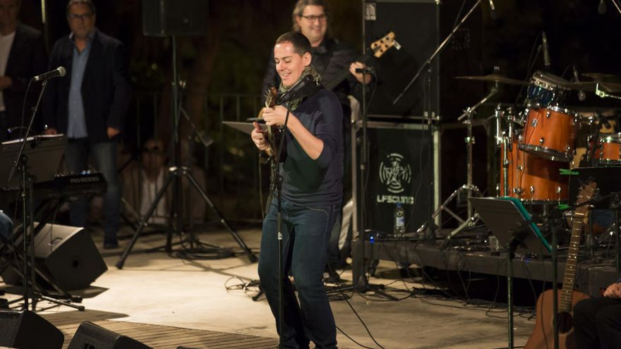 El timplista Germán López abre el tercer año del ciclo 'Musicando'