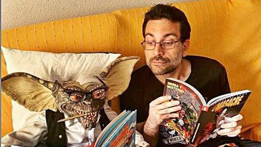 Encuentro con el dibujante de Marvel Salva Espin en Alicante