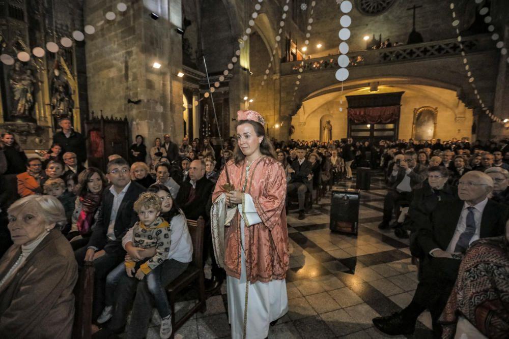 Matines i sibil·la en Sant Jaume