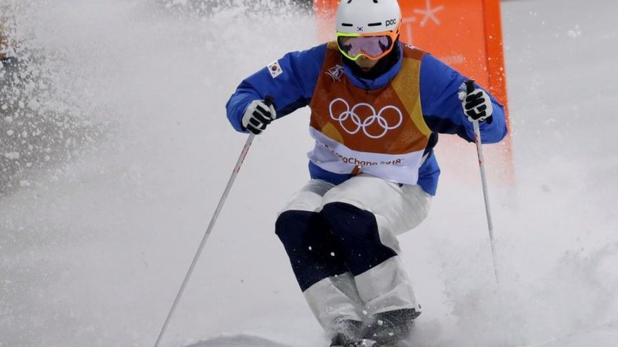 Dos esquiadores coreanos olímpicos, suspendidos por acoso sexual