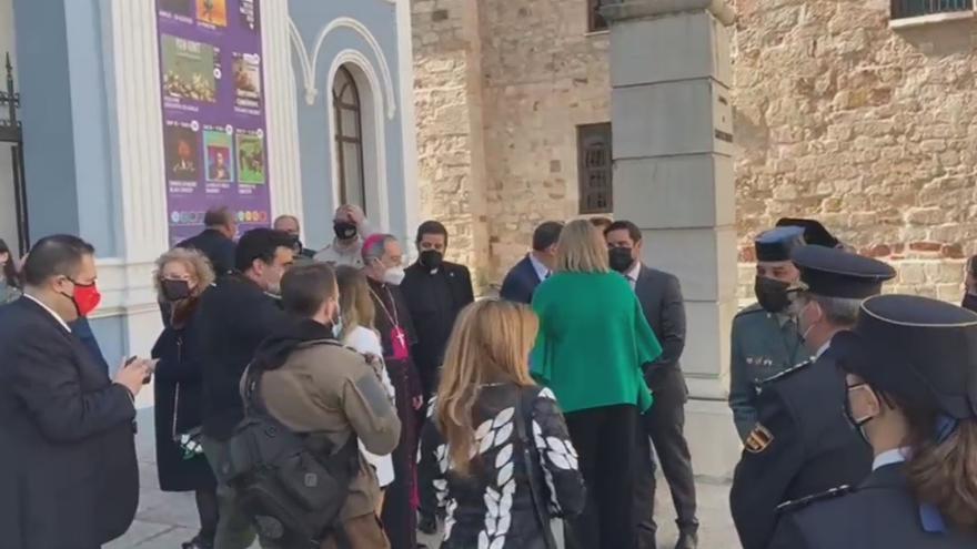 VÍDEO | Domingo de Ramos en Zamora: el ambiente previo al pregón de pregones