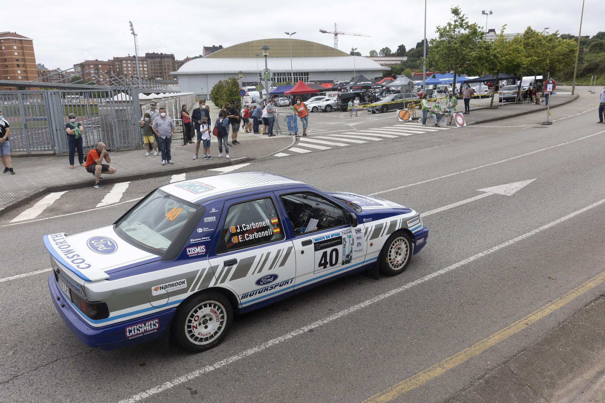 45º Rallye Avilés